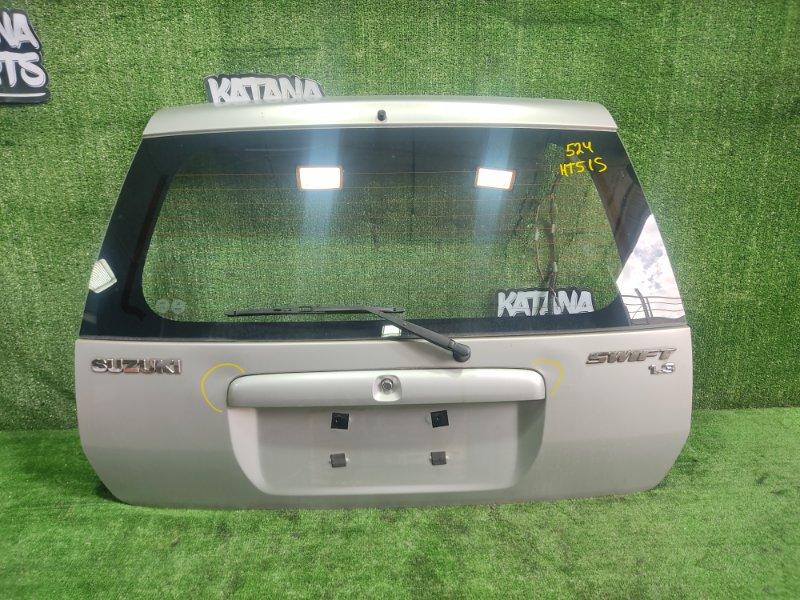 Дверь 5-я Suzuki Swift HT51S M13A 2000 (б/у)