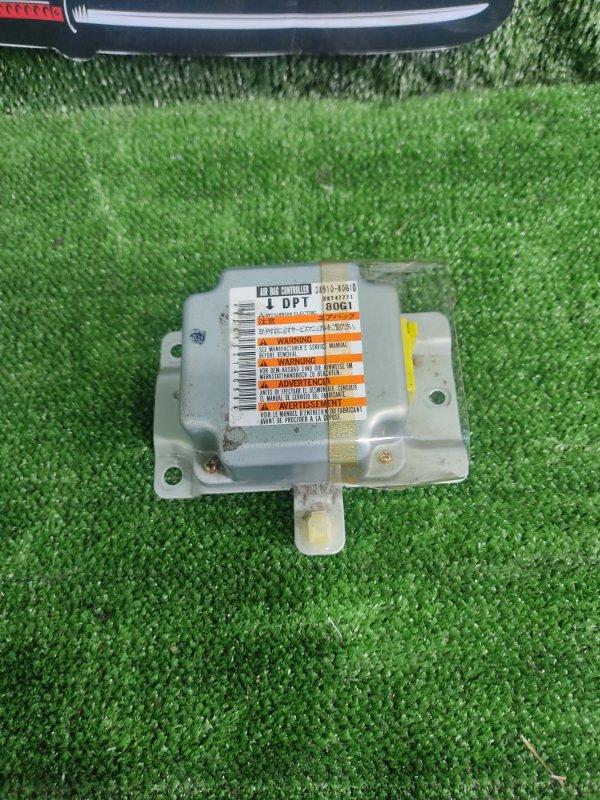 Блок управления airbag Suzuki Swift HT51S M13A 2000 (б/у)