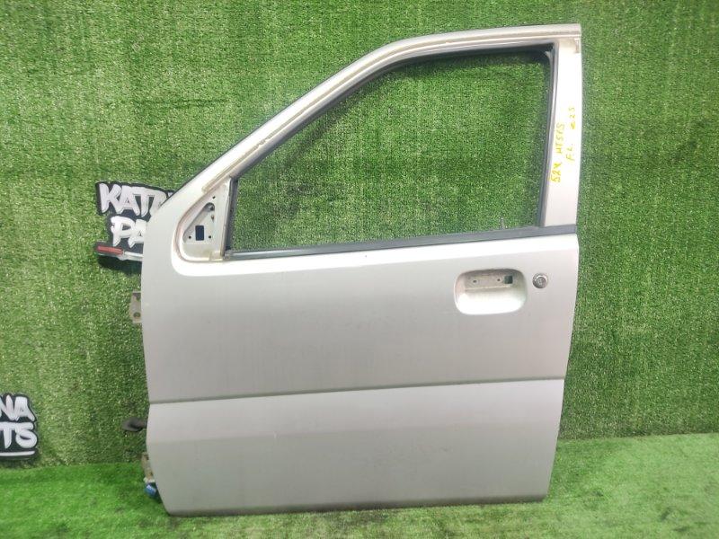 Дверь Suzuki Swift HT51S M13A 2000 передняя левая (б/у)