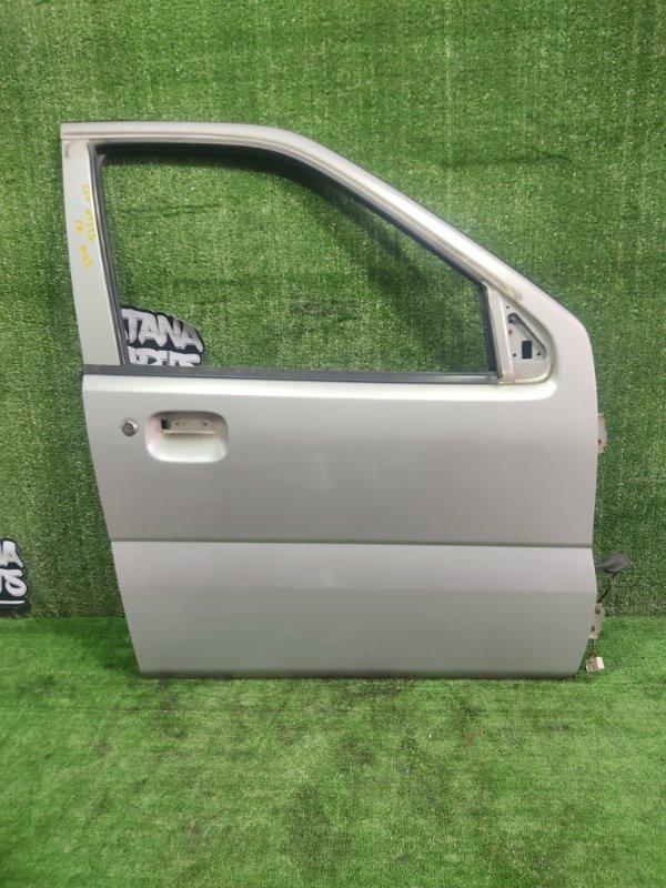 Дверь Suzuki Swift HT51S M13A 2000 передняя правая (б/у)