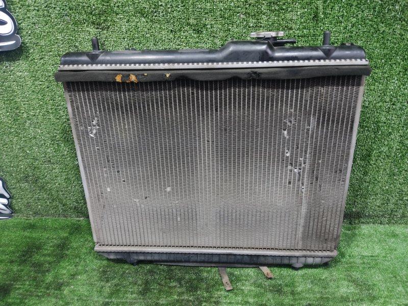 Радиатор основной Daihatsu Terios J100G HCEJ 1998 (б/у)