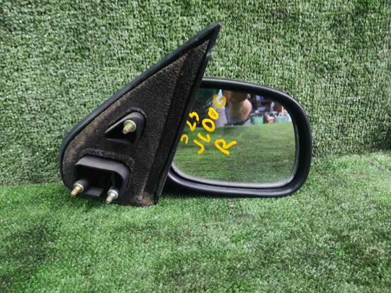 Зеркало Daihatsu Terios J100G HCEJ 1998 переднее правое (б/у)