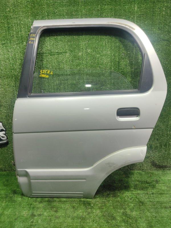 Дверь Daihatsu Terios J100G HCEJ 1998 задняя левая (б/у)