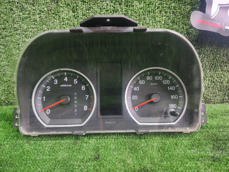 Спидометр Honda Cr-V RE4 K24A 2006 (б/у)