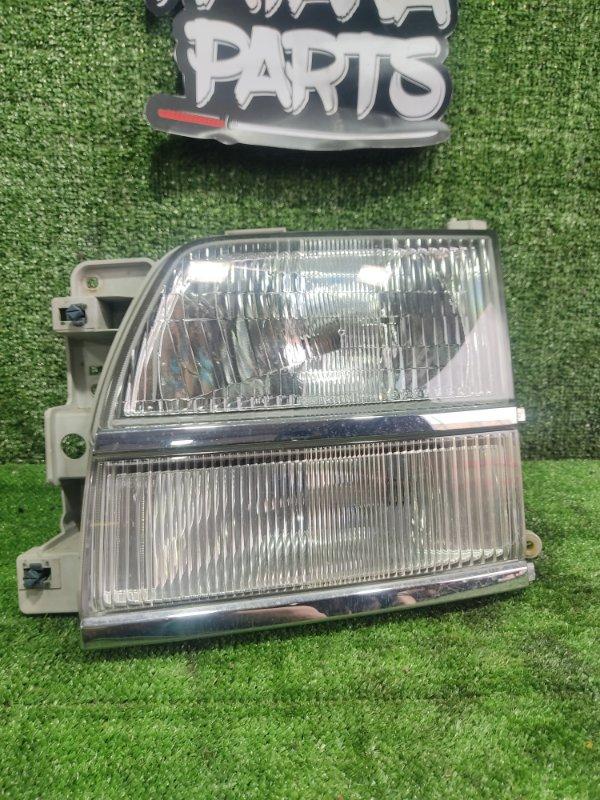 Фара Nissan Elgrand AVWE50 QD32ETI 1998 передняя левая (б/у)