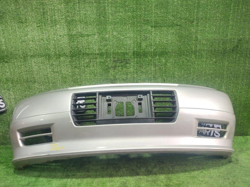 Бампер Nissan Elgrand AVWE50 QD32ETI 1998 передний (б/у)