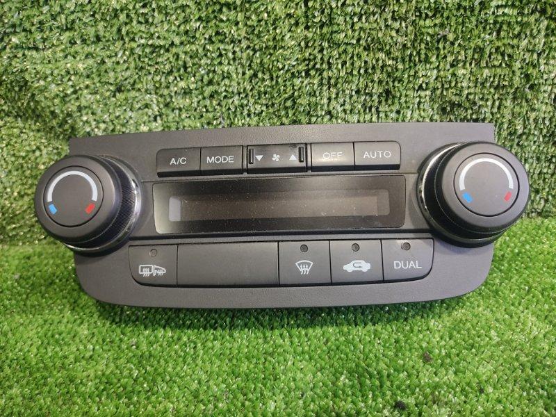 Блок управления климат-контролем Honda Cr-V RE4 K24A 2006 (б/у)