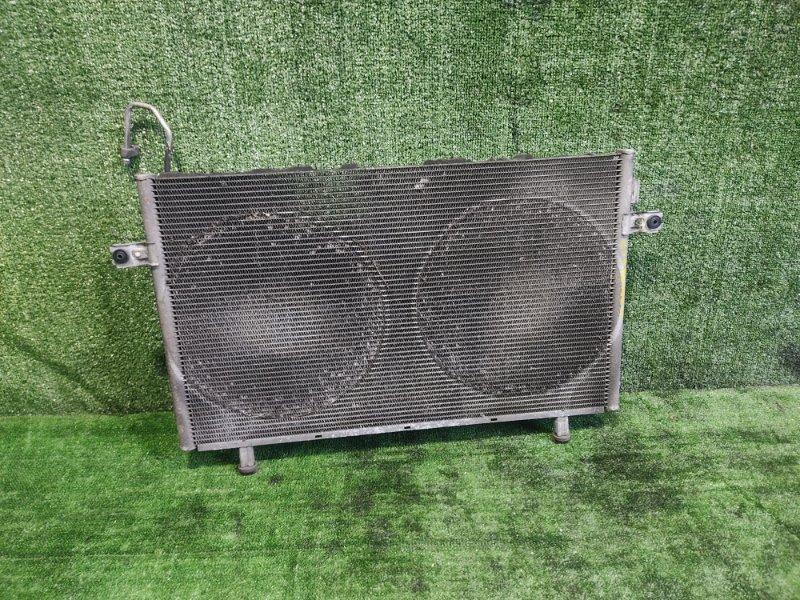Радиатор кондиционера Nissan Elgrand AVWE50 QD32ETI 1998 (б/у)
