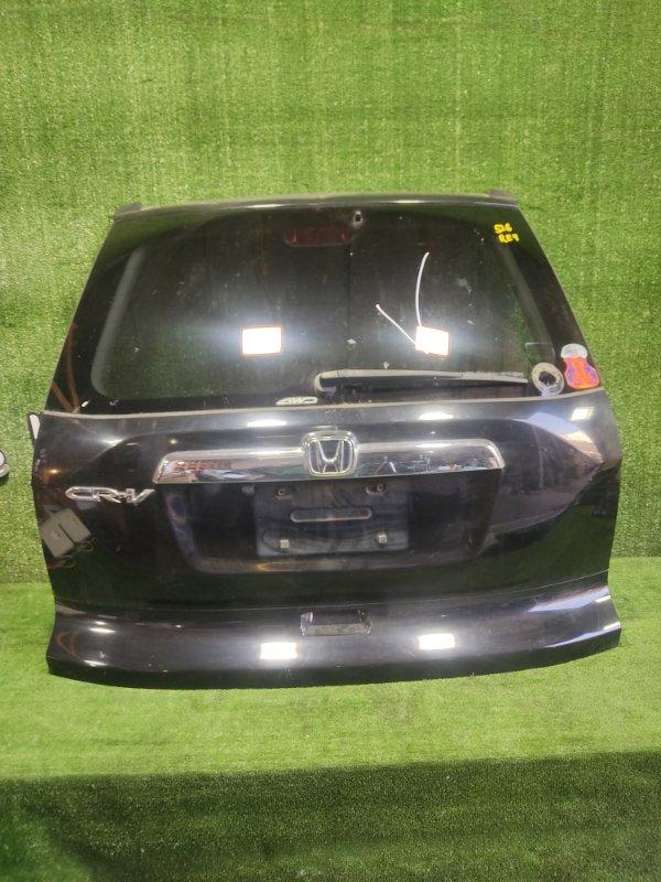 Дверь 5-я Honda Cr-V RE4 K24A 2006 (б/у)