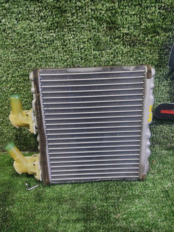 Радиатор печки Nissan Elgrand AVWE50 QD32ETI 1998 передний (б/у)