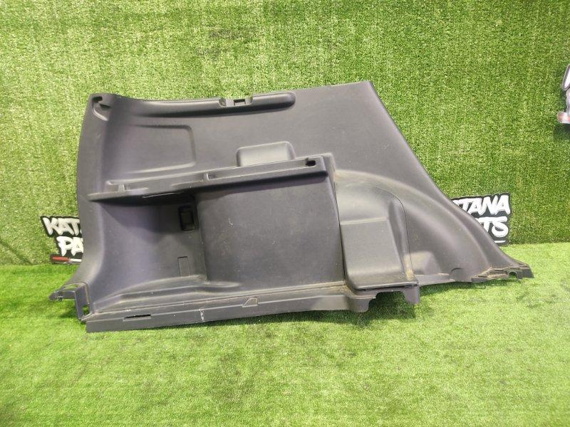 Обшивка багажника Honda Cr-V RE4 K24A 2006 задняя левая (б/у)