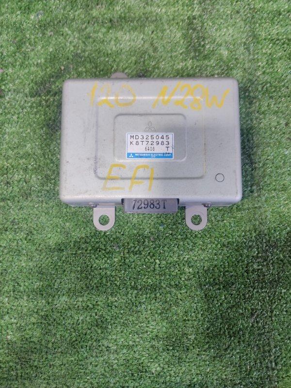 Блок управления efi Mitsubishi Rvr N28W 4D68T 1996 (б/у)