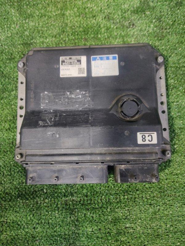 Блок управления efi Toyota Rav4 ACA31 2AZFE 2006 (б/у)
