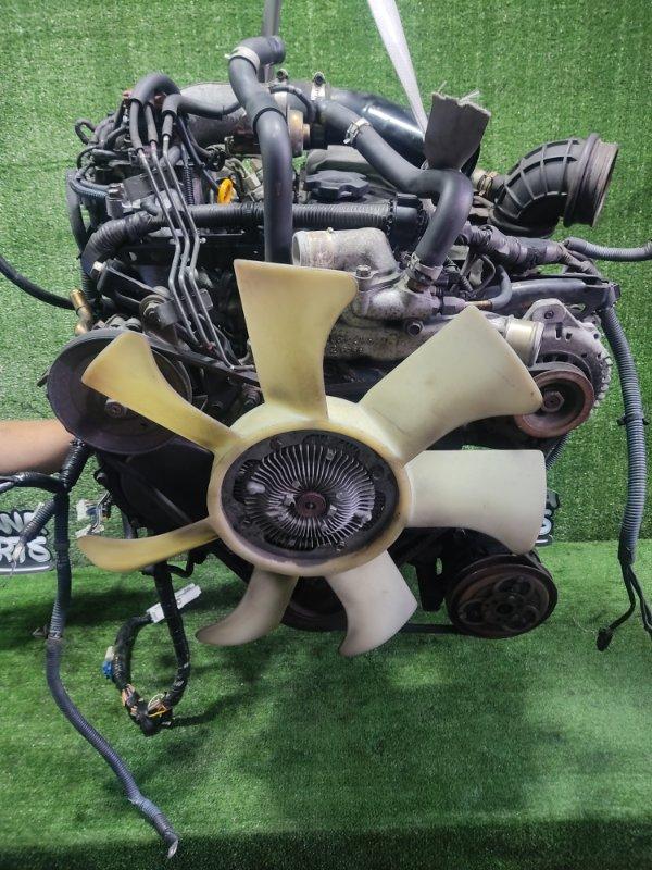 Двигатель Nissan Elgrand AVWE50 QD32ETI 1998 (б/у)