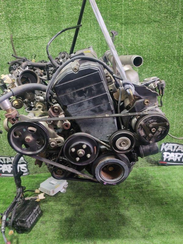 Двигатель Daihatsu Terios J100G HCEJ 1998 (б/у)