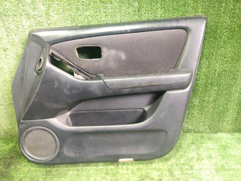 Обшивка дверей Toyota Harrier MCU10 1MZFE передняя правая (б/у)