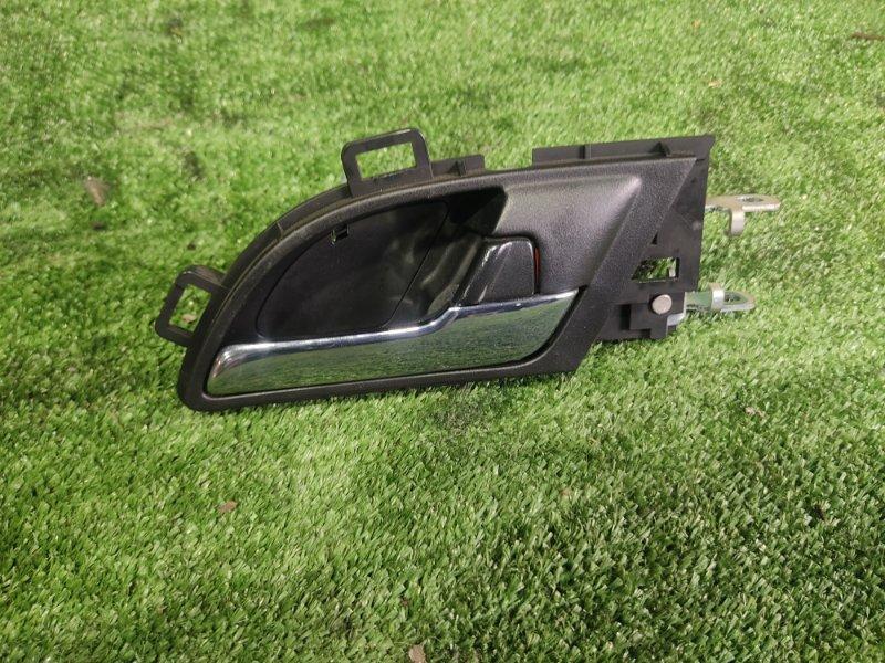 Ручка двери внутренняя Honda Cr-V RE4 K24A передняя правая (б/у)