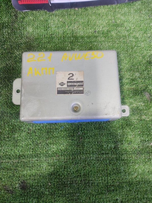Блок управления акпп Nissan Elgrand AVWE50 QD32ETI 1997 (б/у)