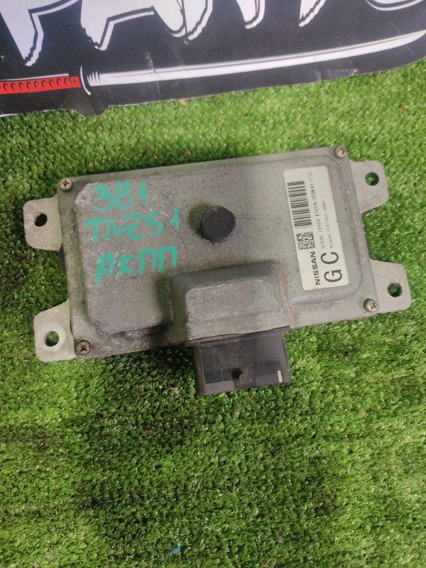 Блок управления акпп Nissan Murano TNZ51 QR25DE 2011 (б/у)