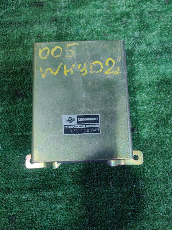 Блок управления акпп Nissan Terrano WHYD21 VG30E (б/у)