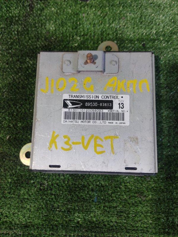 Блок управления акпп Daihatsu Terios J102G K3VET (б/у)