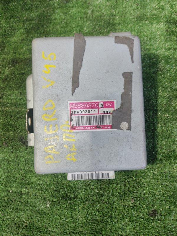 Блок управления акпп Mitsubishi Pajero V45W 6G74 (б/у)