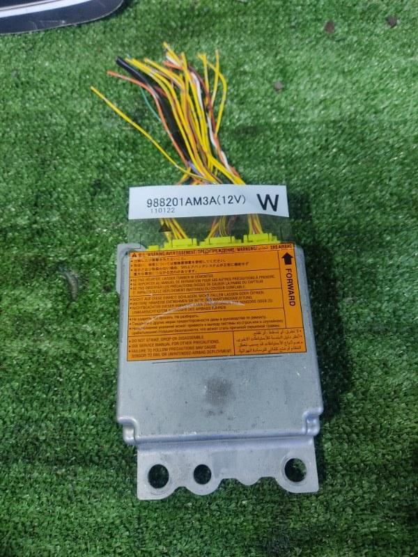 Блок управления airbag Nissan Murano TNZ51 QR25DE 2011 (б/у)