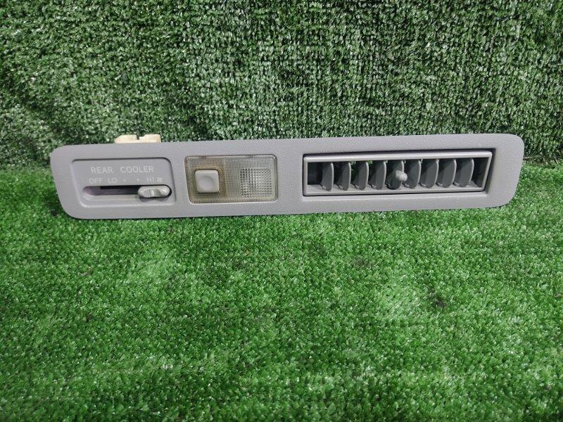 Блок управления климат-контролем Toyota Ipsum ACM26 2AZFE 2002 задний (б/у)