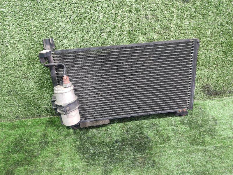 Радиатор кондиционера Mitsubishi Pajero Junior H57A 4A31 1998 (б/у)