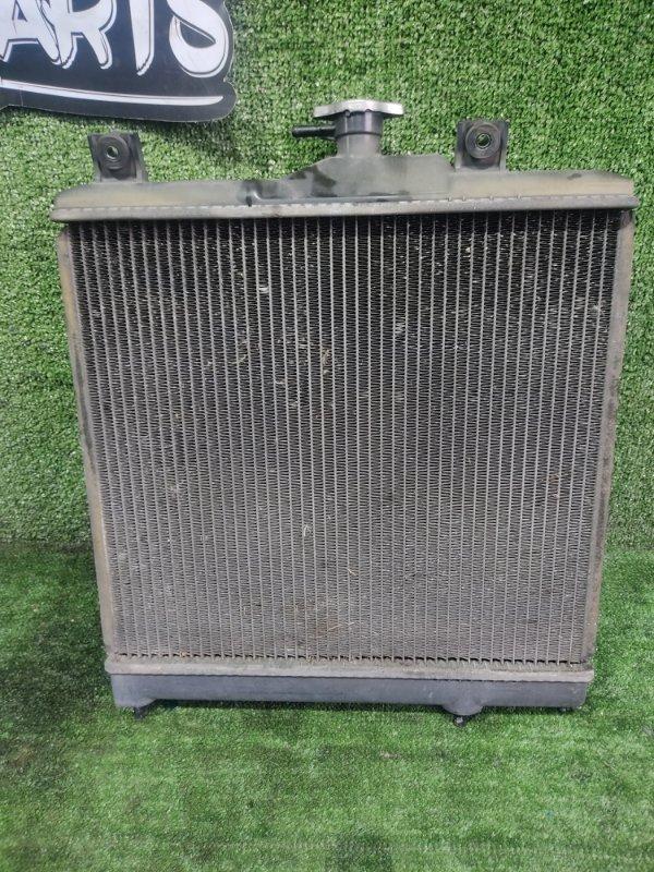Радиатор основной Mitsubishi Pajero Junior H57A 4A31 1998 (б/у)