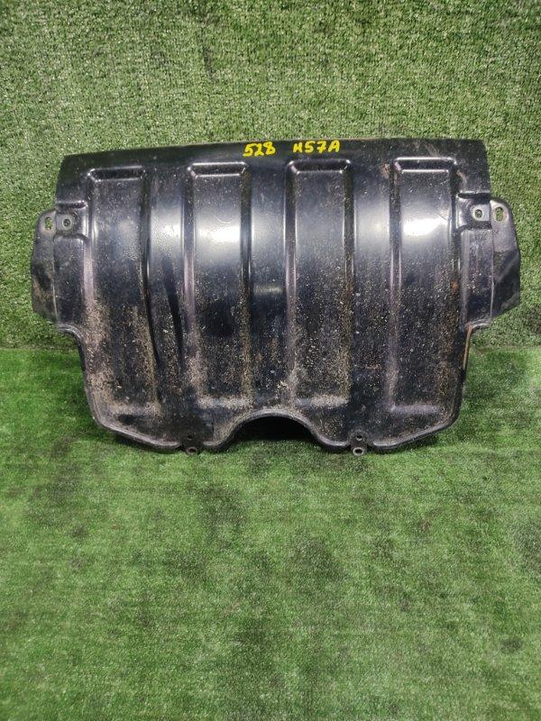 Защита двигателя Mitsubishi Pajero Junior H57A 4A31 1998 передняя (б/у)
