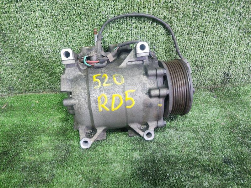 Компрессор кондиционера Honda Cr-V RD5 K20A 2001 (б/у)