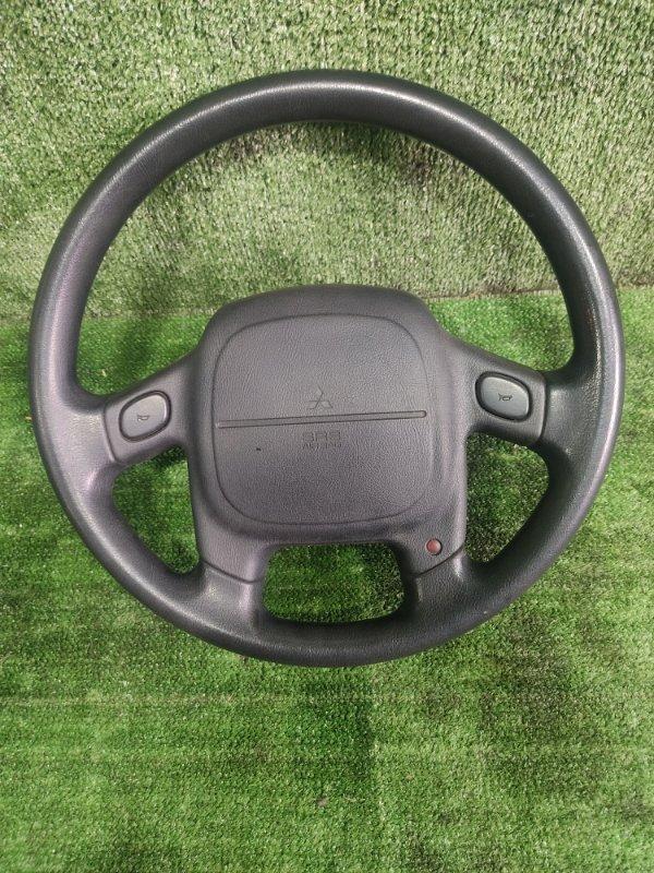 Руль с airbag Mitsubishi Pajero Junior H57A 4A31 1998 (б/у)