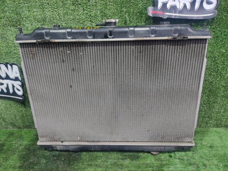 Радиатор основной Nissan X-Trail PNT30 SR20VET 2005 (б/у)