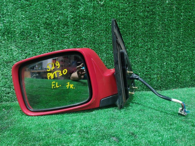 Зеркало Nissan X-Trail PNT30 SR20VET 2005 переднее левое (б/у)