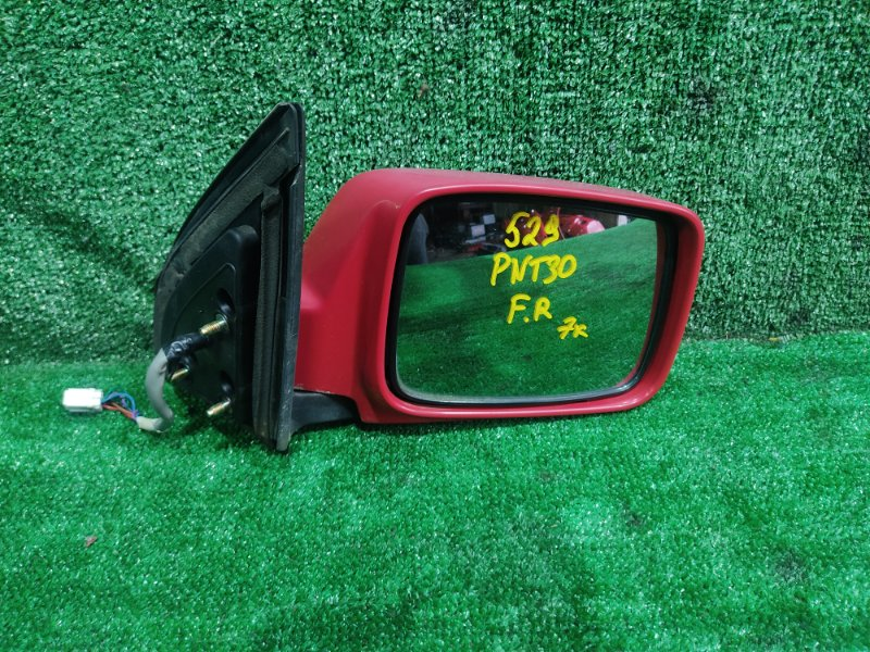 Зеркало Nissan X-Trail PNT30 SR20VET 2005 переднее правое (б/у)