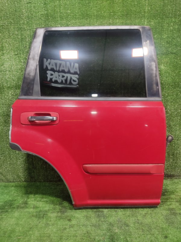Дверь Nissan X-Trail PNT30 SR20VET 2005 задняя правая (б/у)