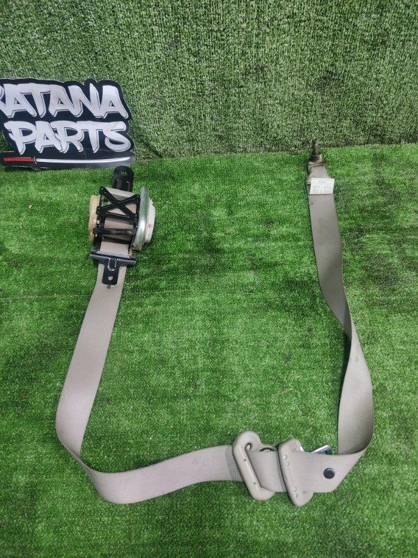 Ремень безопасности Nissan X-Trail PNT30 SR20VET 2005 передний правый (б/у)