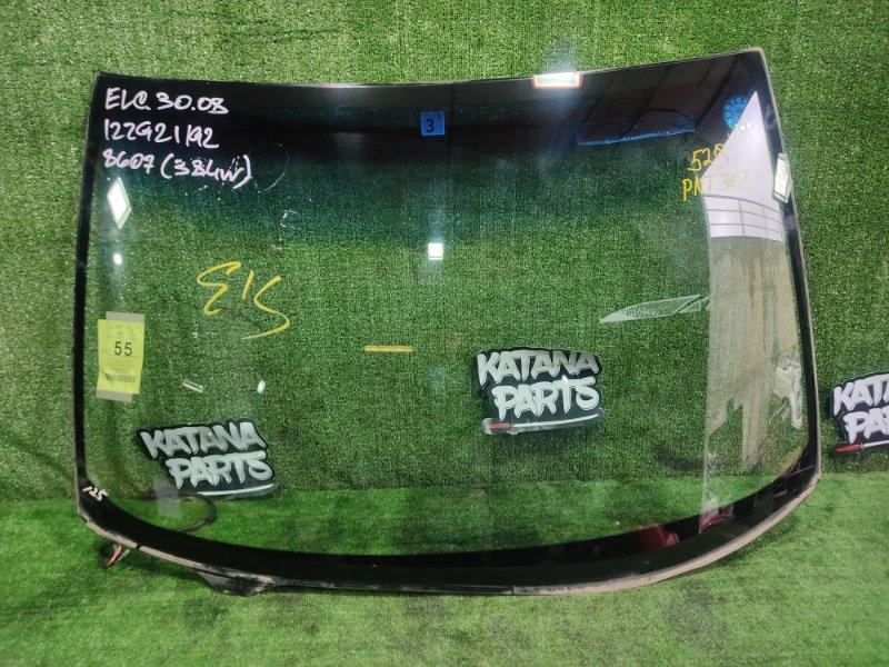Стекло лобовое Nissan X-Trail PNT30 SR20VET 2005 (б/у)