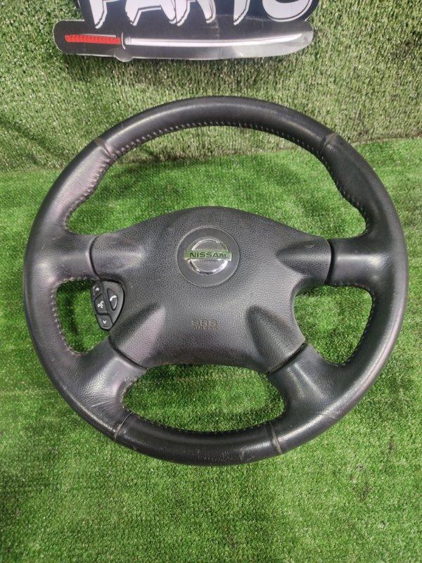 Руль с airbag Nissan X-Trail PNT30 SR20VET 2005 (б/у)