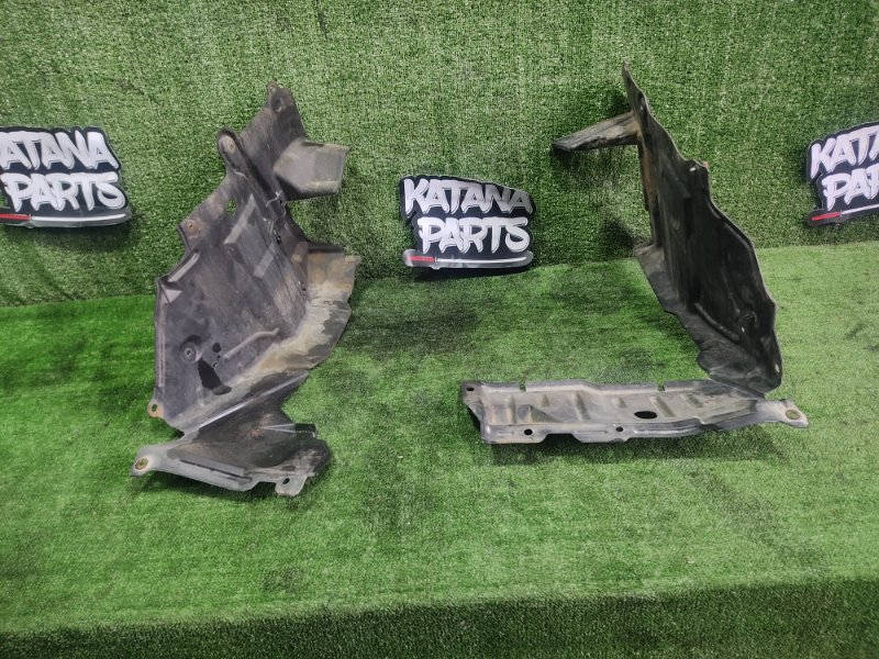Защита двигателя Nissan X-Trail PNT30 SR20VET 2005 (б/у)