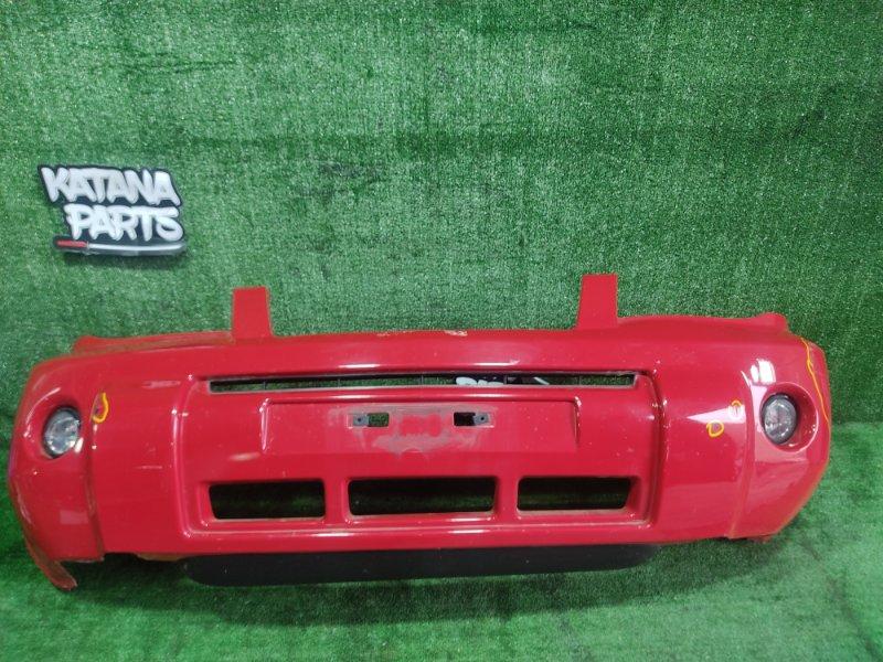 Бампер Nissan X-Trail PNT30 SR20VET 2005 передний (б/у)