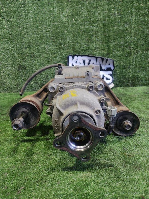 Редуктор Nissan X-Trail PNT30 SR20VET 2005 задний (б/у)