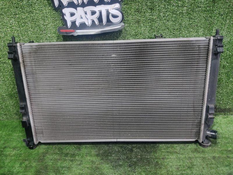 Радиатор основной Mitsubishi Galant Fortis CY4A 4B11 2008 (б/у)