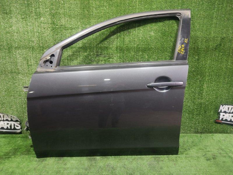 Дверь Mitsubishi Galant Fortis CY4A 4B11 2008 передняя левая (б/у)