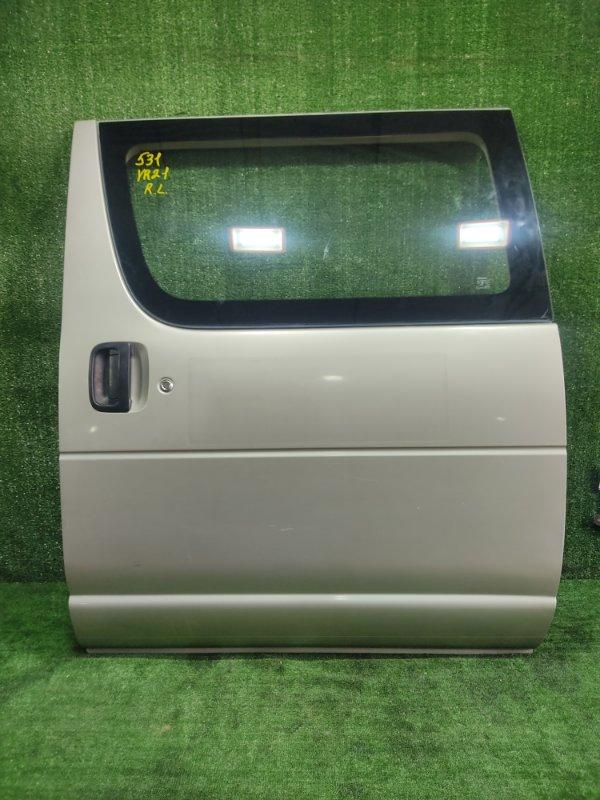 Дверь Toyota Town Ace YR21G 3YEU 1996 задняя левая (б/у)