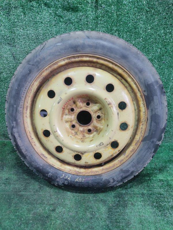 Колесо запасное Toyota Alphard ANH15 2AZFE 2002 (б/у)