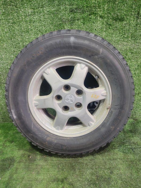 Колесо запасное Mitsubishi Pajero Junior H57A 4A31 1998 (б/у)