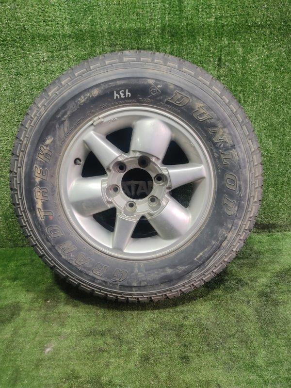 Колесо запасное Nissan Terrano TR50 ZD30DDTI 2000 (б/у)