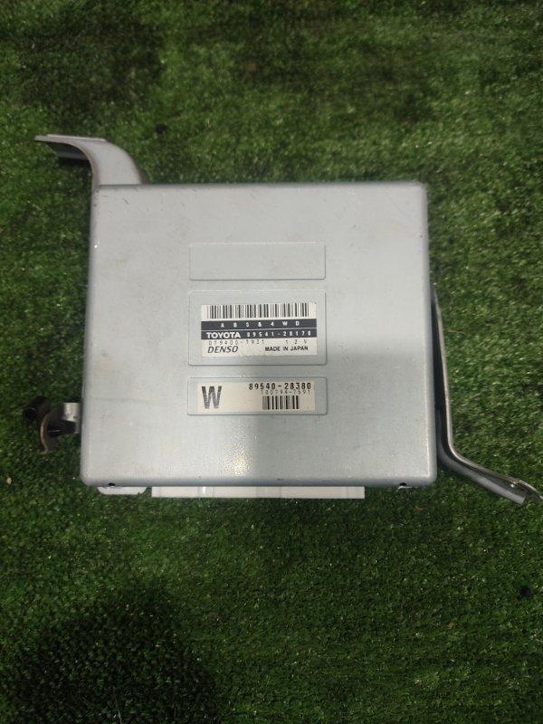 Блок управления abs Toyota Estima MCR40 1MZFE 2000 (б/у)